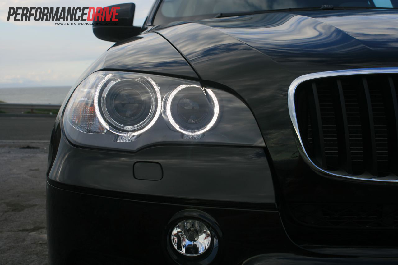 2012 Bmw X5 Xdrive30d Bi Xenon Headlights