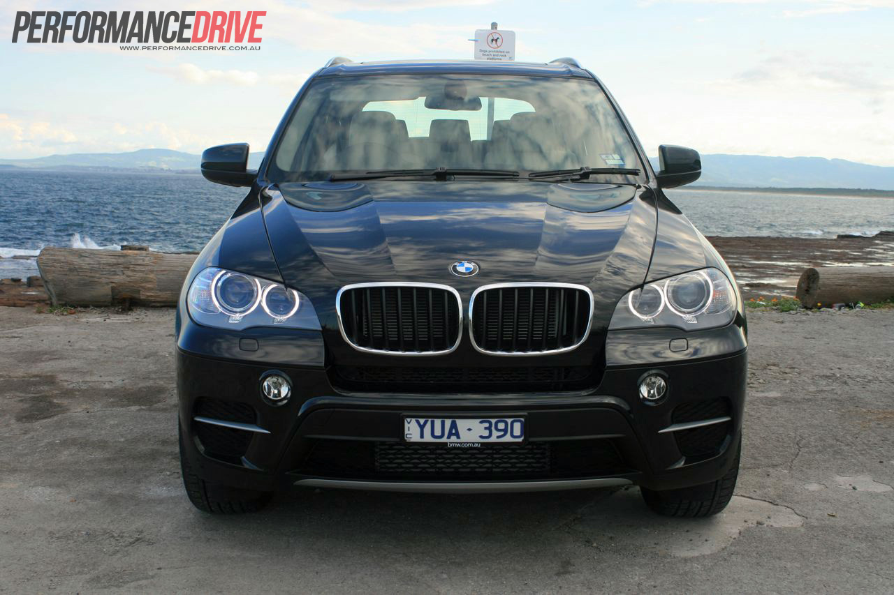 2012 bmw x5 xdrive30d front