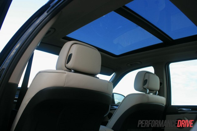 2012 Bmw X5 Xdrive30d Panoramic Sunroof