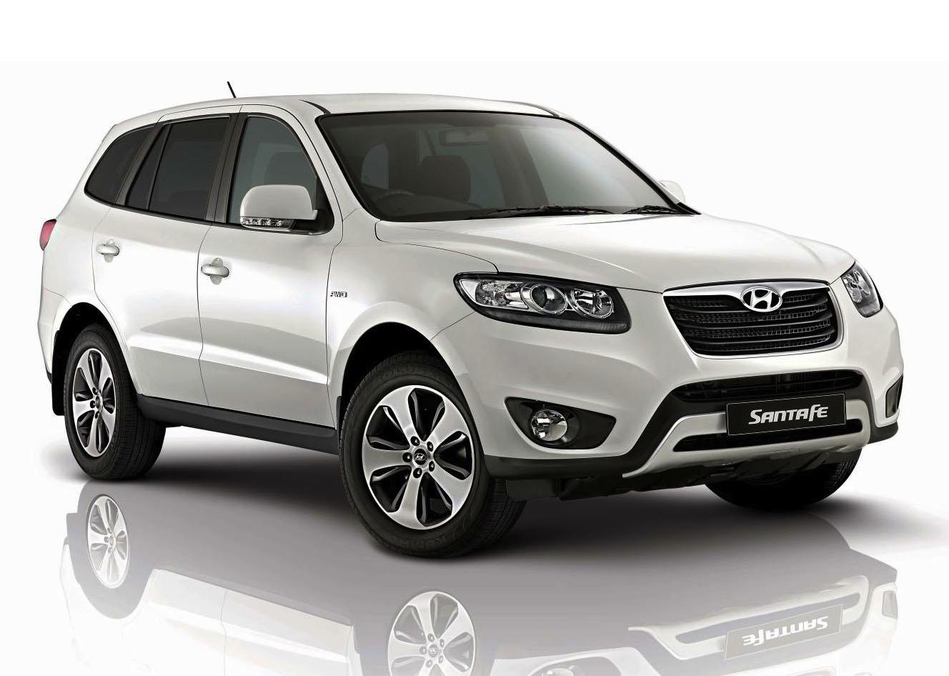 Subaru Santa Cruz >> 2012 Hyundai Santa Fe Trail edition
