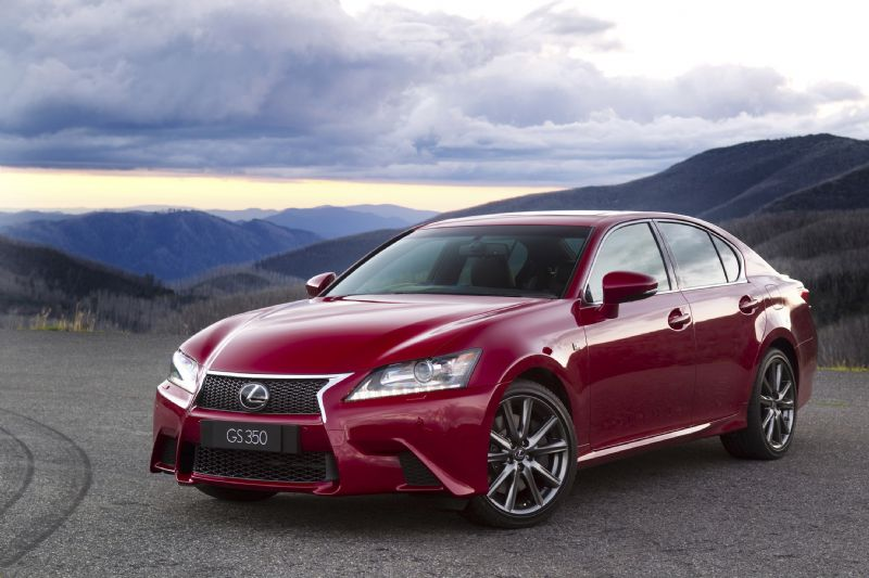 2012 lexus gs 350 f sport. Black Bedroom Furniture Sets. Home Design Ideas