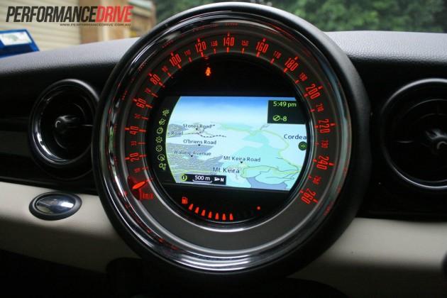 2012 Mini Cooper S Coupe Review Performancedrive