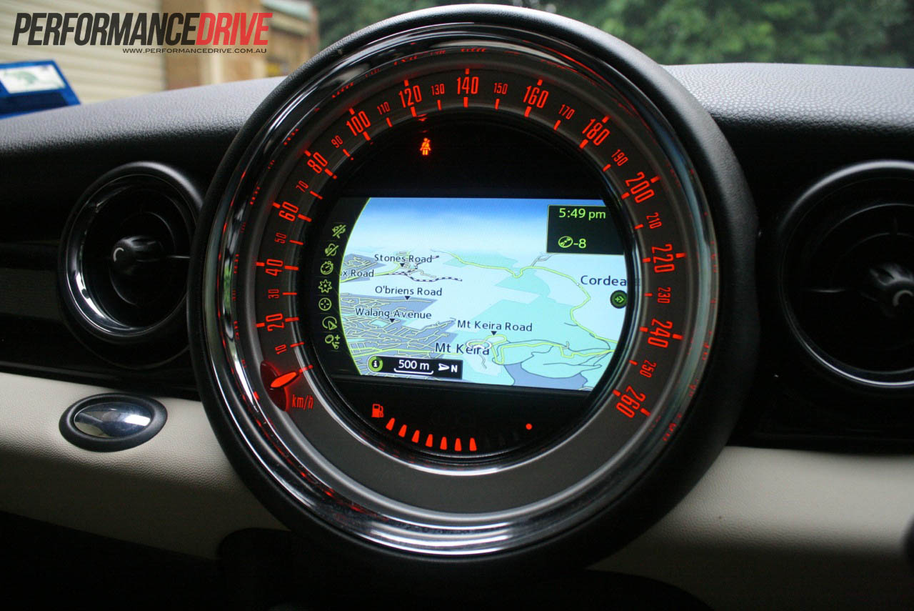 2012 Mini Cooper S Coupe Sat Nav