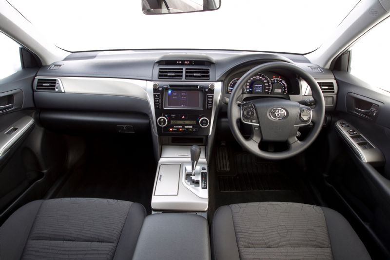 2012 Toyota Aurion At X Interior