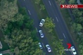 Video: Stolen BMW X5 in dramatic two-hour police chase in Brisbane