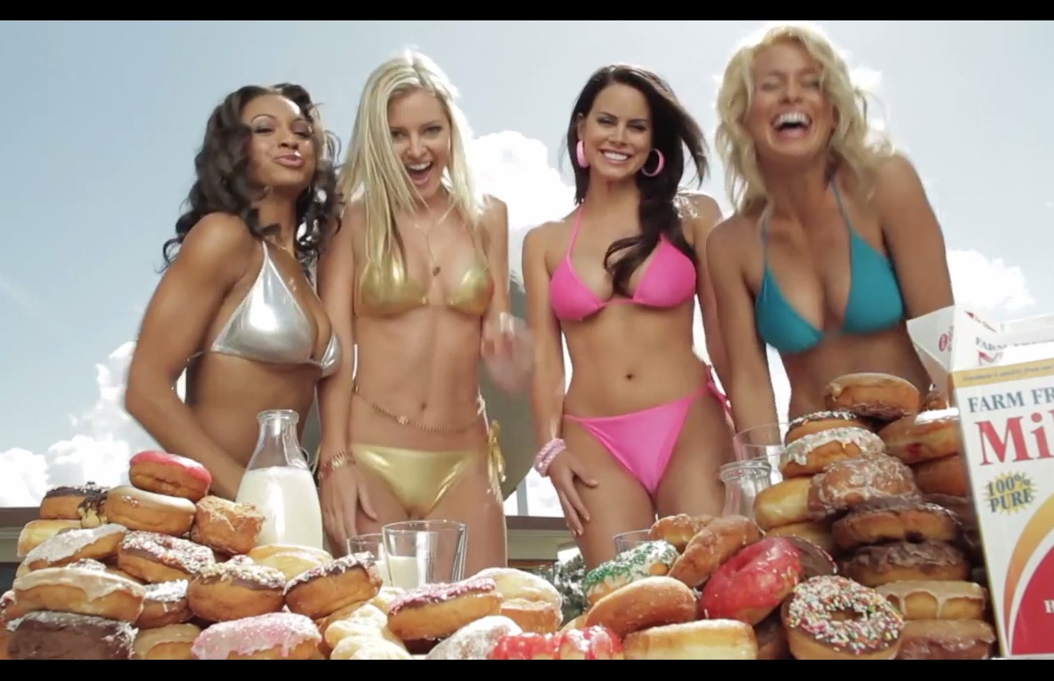 Video: Scion iQ commercial featuring 'Babes 'N' Donuts ...
