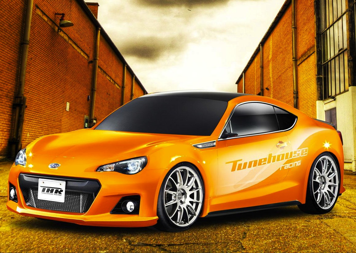 tunehouse subaru brz tuning kit preview with 246kw. Black Bedroom Furniture Sets. Home Design Ideas