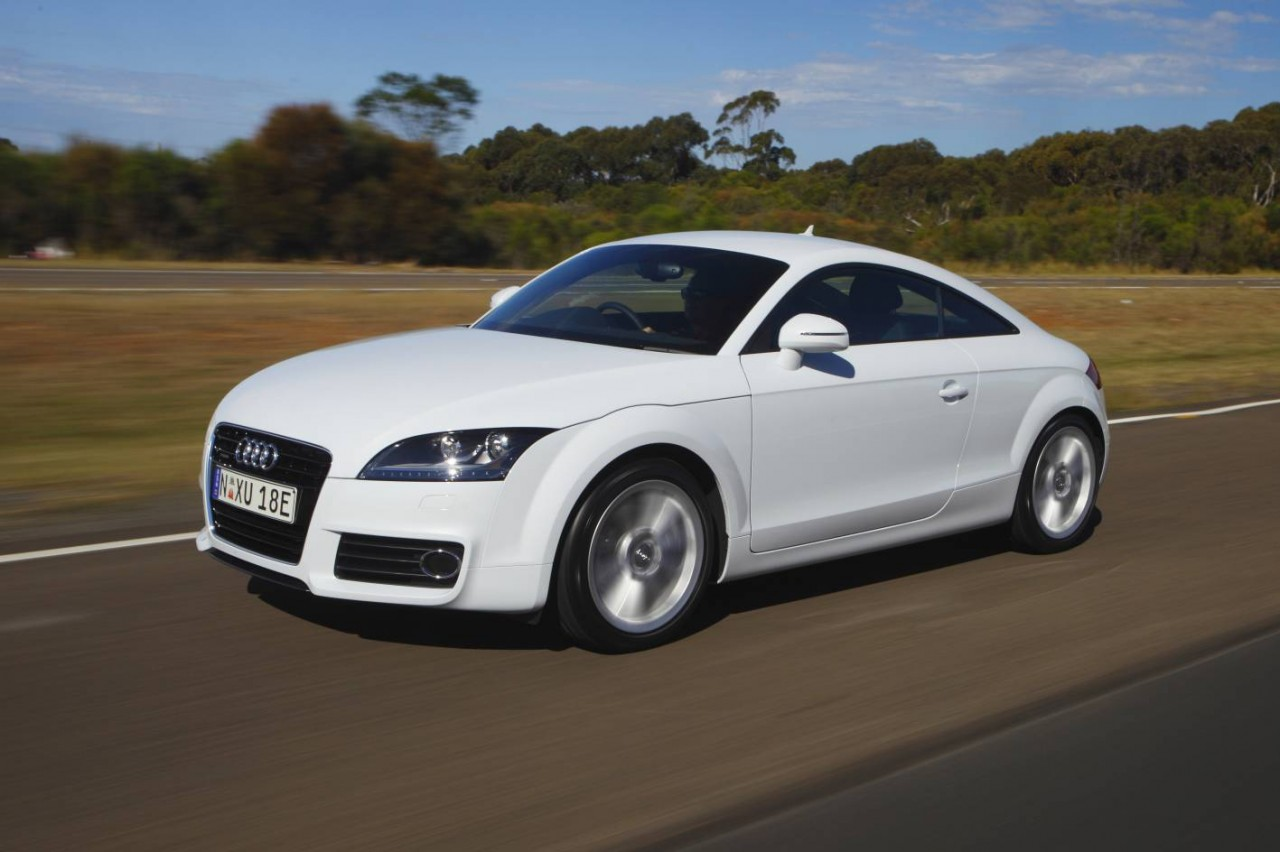 2012 audi tt 1 8 tfsi and 2 0 tdi now with s tronic auto. Black Bedroom Furniture Sets. Home Design Ideas