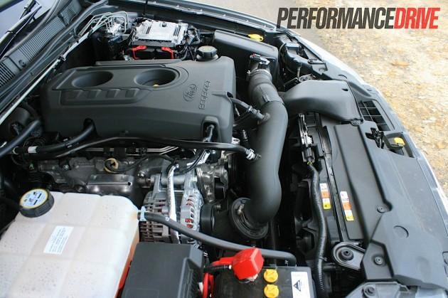 2011 ford focus engine swap