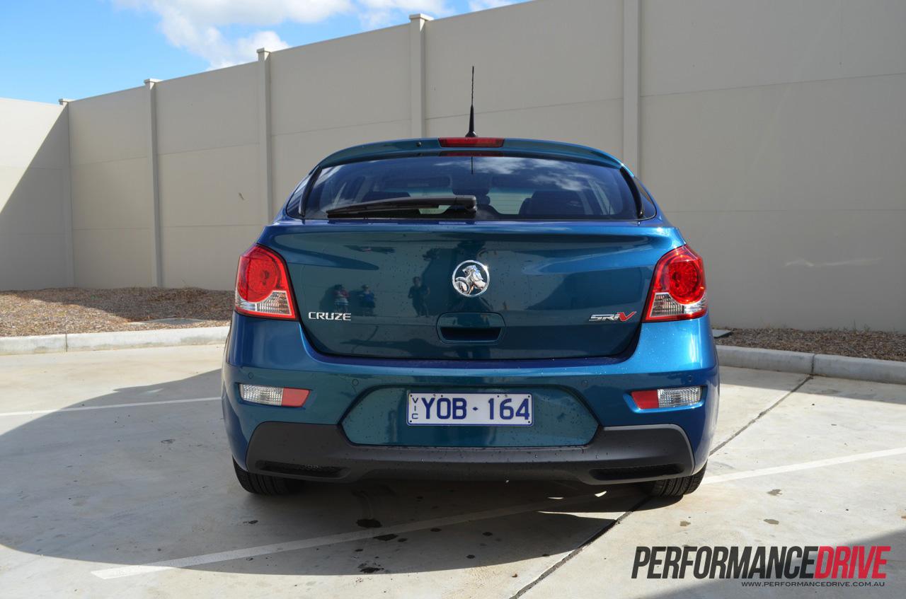 Holden Cruze Sriv Autos Post