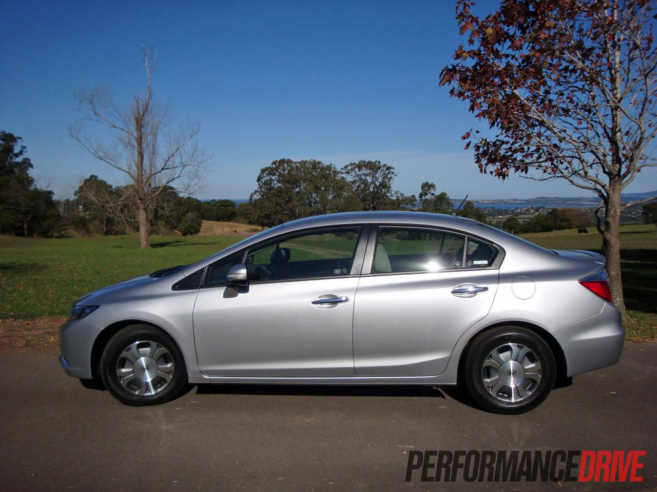 2012 honda civic hybrid review performancedrive for 2012 honda civic reviews