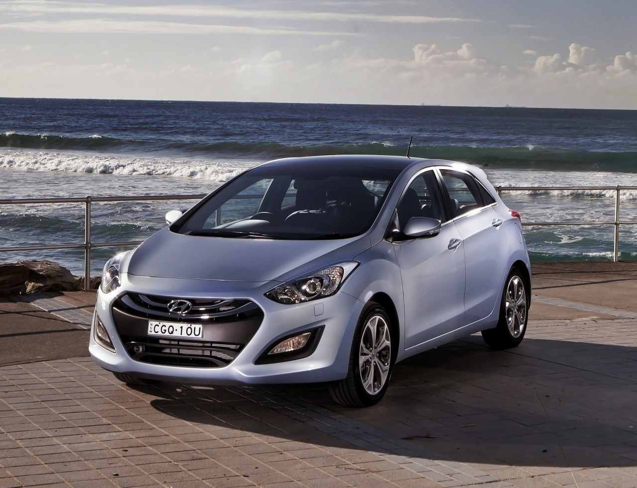 2012 hyundai i30 now on sale in australia performancedrive. Black Bedroom Furniture Sets. Home Design Ideas