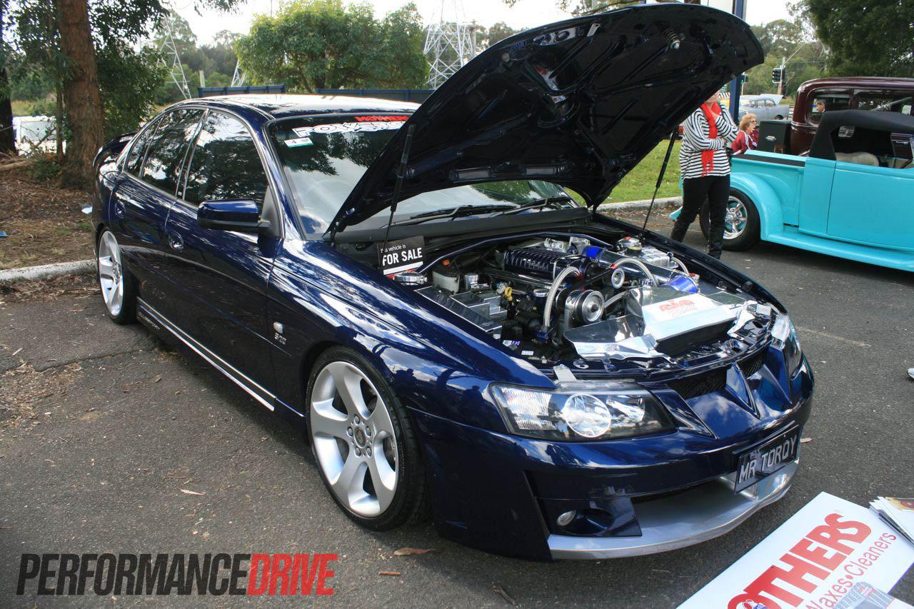 2012 Jackie Fellows Car Show VY MR TORQY PerformanceDrive