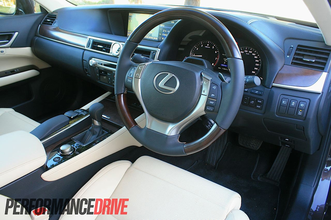 2012 lexus gs 350 sports luxury review - performancedrive