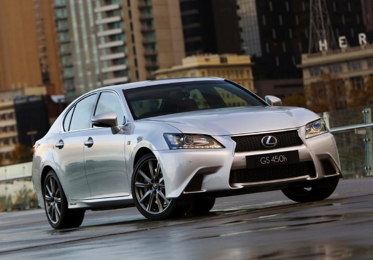 2012 lexus gs 450h now on sale in australia performancedrive. Black Bedroom Furniture Sets. Home Design Ideas