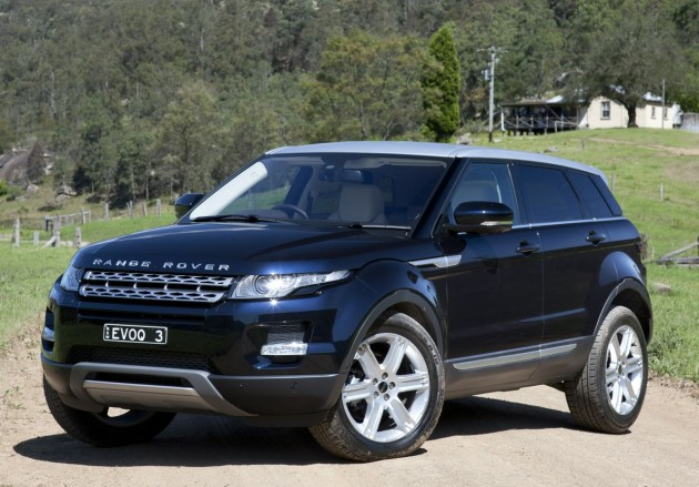 range rover evoque sport possible convertible more likely performancedrive