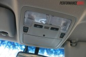 2012 Toyota Aurion Sportivo ZR6 interior light