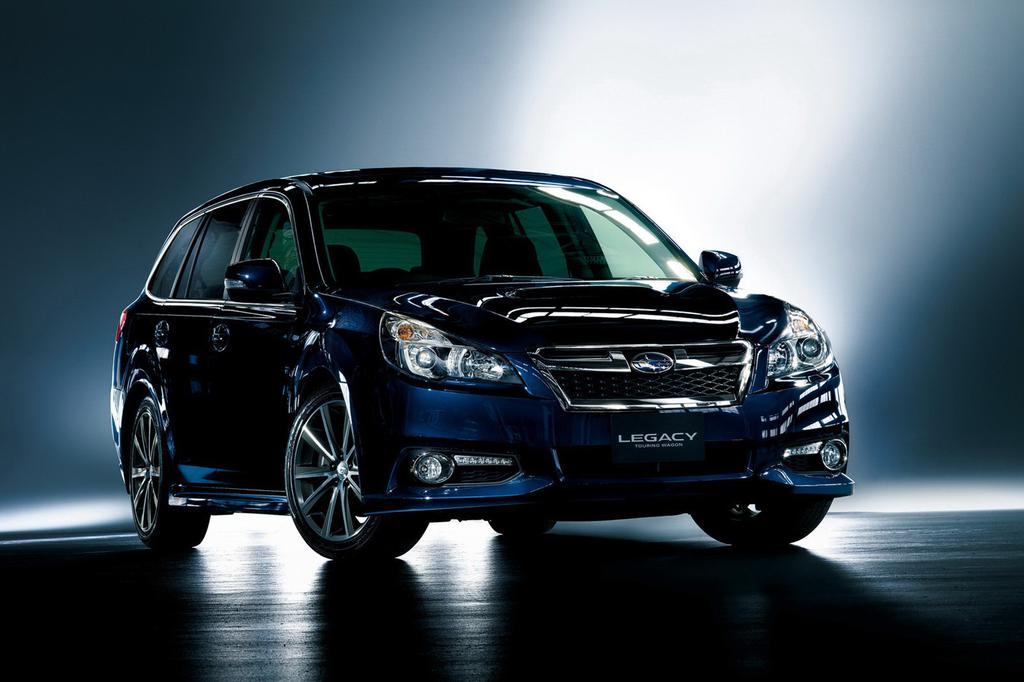 2013 Subaru Legacy B4 GT