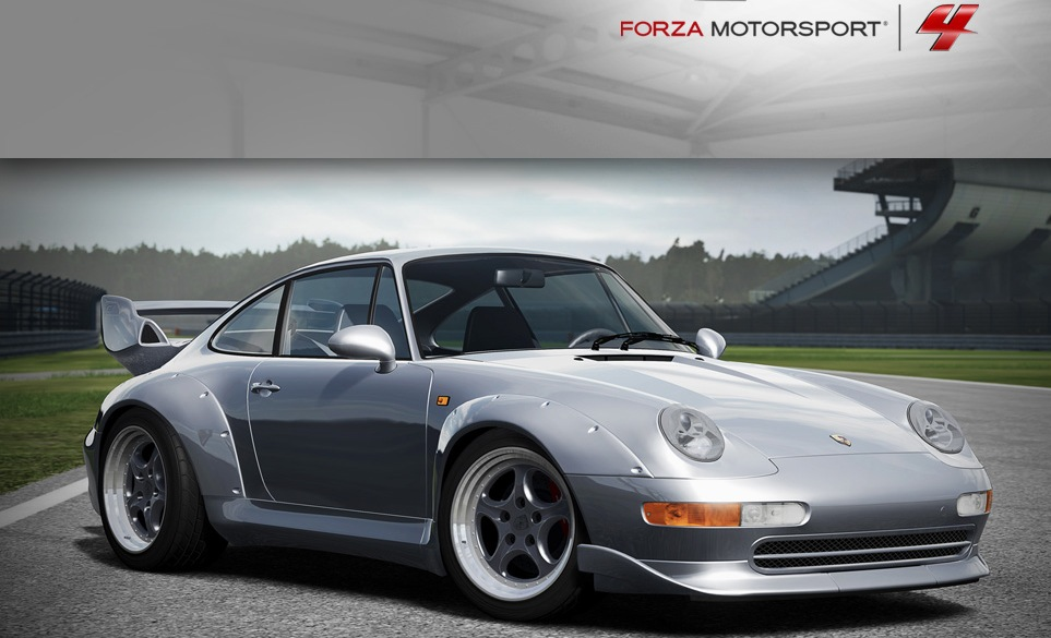 forza 4 1995 porsche 911 gt2. Black Bedroom Furniture Sets. Home Design Ideas