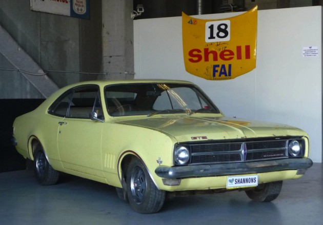 ... car, a 1972 Chevrolet Chevelle Coupe SS, and a 1972 Plymouth Barracuda