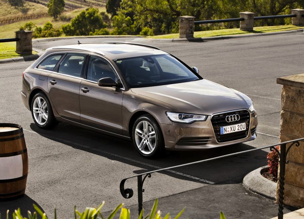 2012 audi a6 avant on sale in australia performancedrive. Black Bedroom Furniture Sets. Home Design Ideas