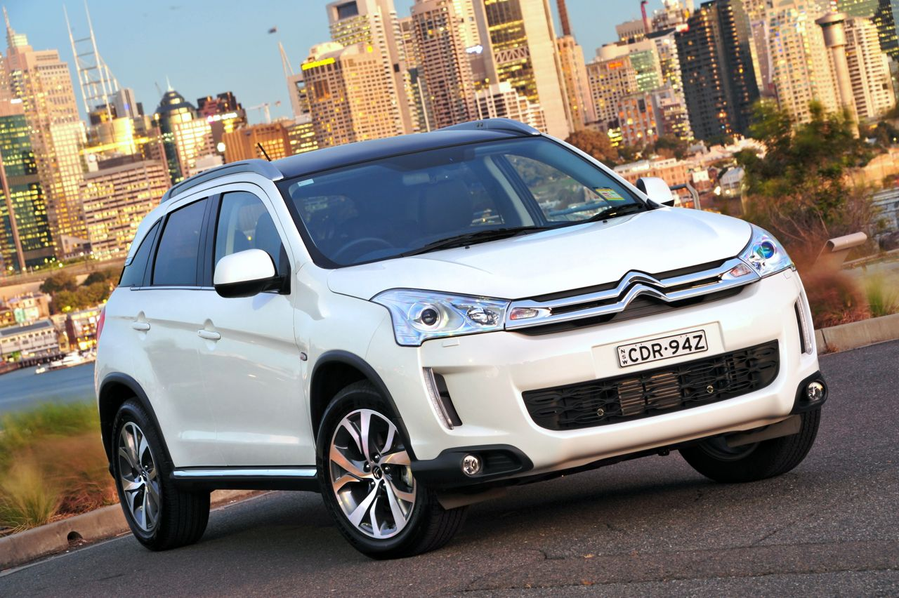 citroen c4 aircross company 39 s first suv on sale in australia in july performancedrive. Black Bedroom Furniture Sets. Home Design Ideas