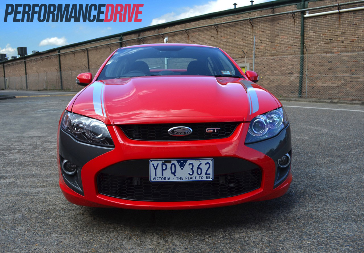 2012 FPV GT FG MKII review (video) - PerformanceDrive