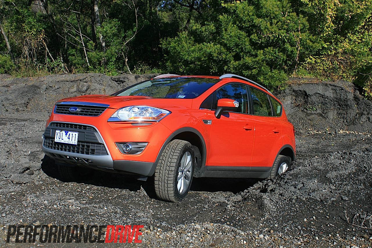 Ford Kuga Off Road Tyres
