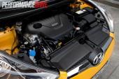 2012 Hyundai Veloster engine