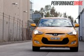 2012 Hyundai Veloster front