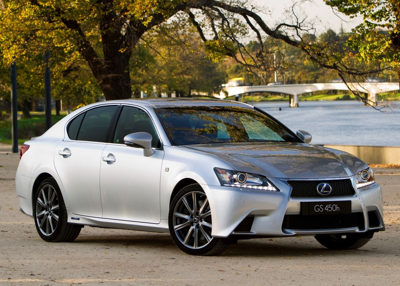 2012 lexus gs 450h f sport performancedrive. Black Bedroom Furniture Sets. Home Design Ideas