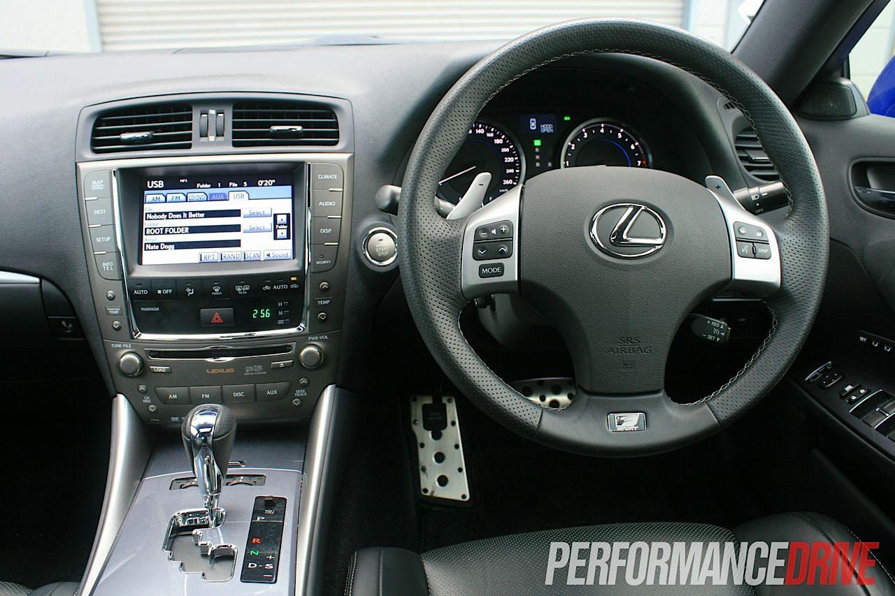 2012 lexus is 350 f sport driver seat. Black Bedroom Furniture Sets. Home Design Ideas