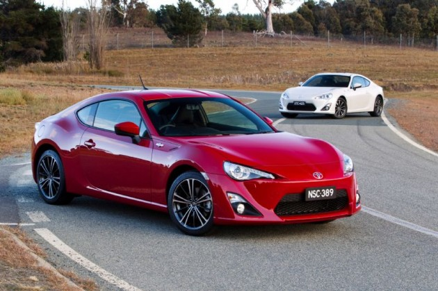 Toyota 86 On Sale In Australia Priced From 29 990