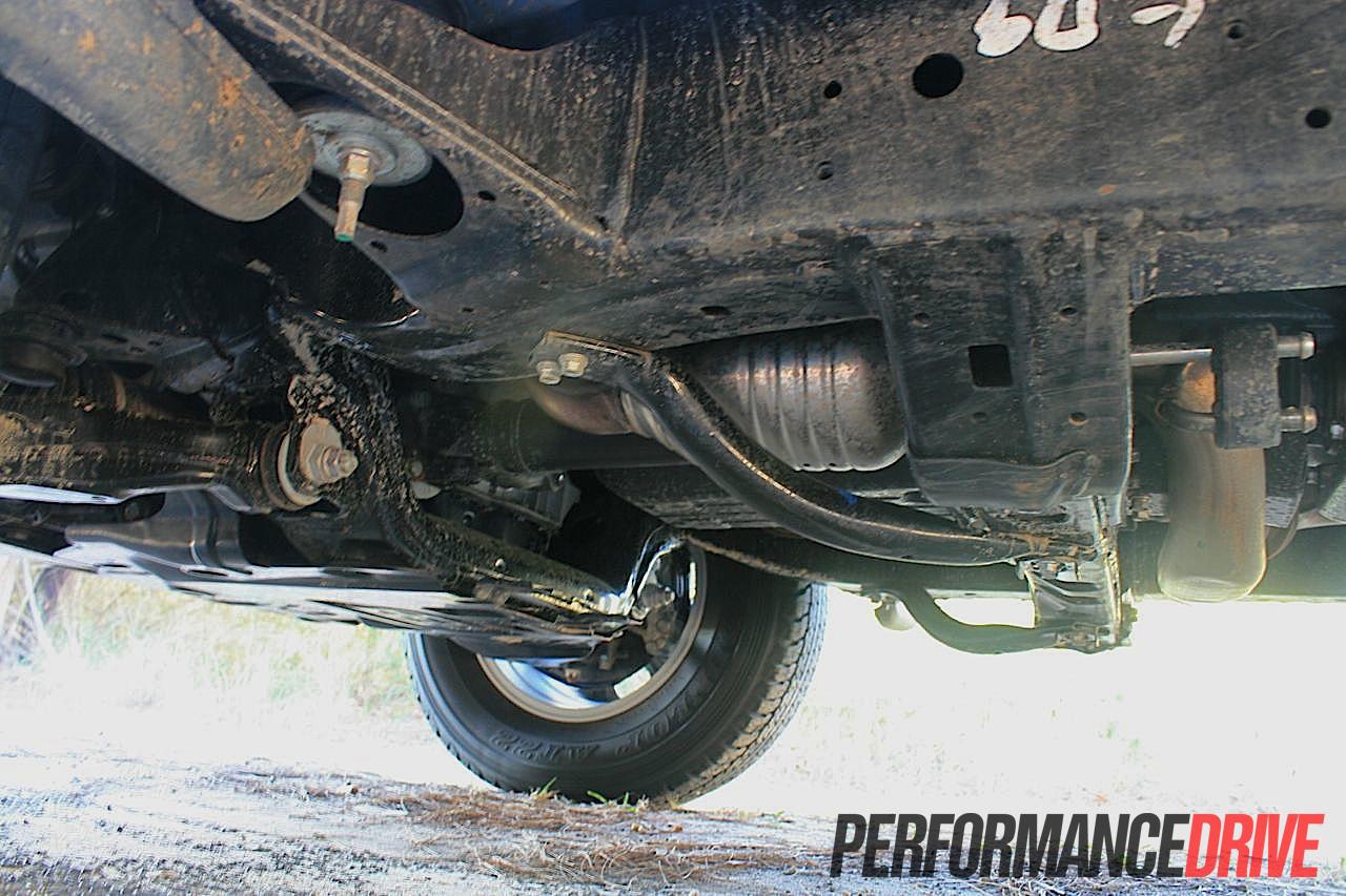 2015 Toyota Rav4 For Sale >> 2012 Toyota FJ Cruiser underbody