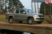 2012 Volkswagen Amarok Trendline