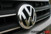2012 Volkswagen Amarok Trendline badge
