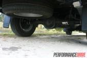2012 Volkswagen Amarok Trendline diff