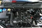 2012 Volkswagen Amarok Trendline engine