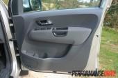 2012 Volkswagen Amarok Trendline front door