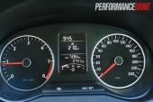 2012 Volkswagen Amarok Trendline range after 720km