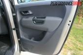 2012 Volkswagen Amarok Trendline rear door