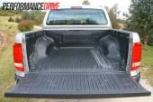 2012 Volkswagen Amarok Trendline tray