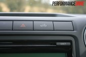 2012 Volkswagen Amarok Trendline tray light