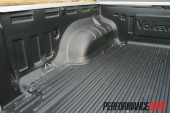 2012 Volkswagen Amarok Trendline tray power outlet