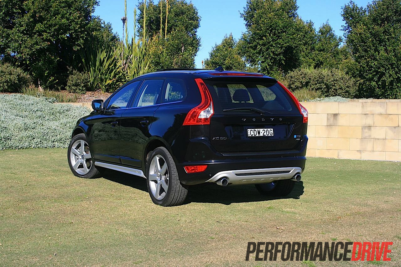 2012 volvo xc60 t6 polestar review video performancedrive. Black Bedroom Furniture Sets. Home Design Ideas