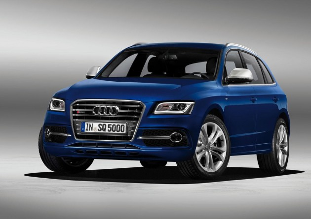 Audi Q5 twin-turbo 3.0 diesel with 230kW – UPDATE: SQ5 revealed