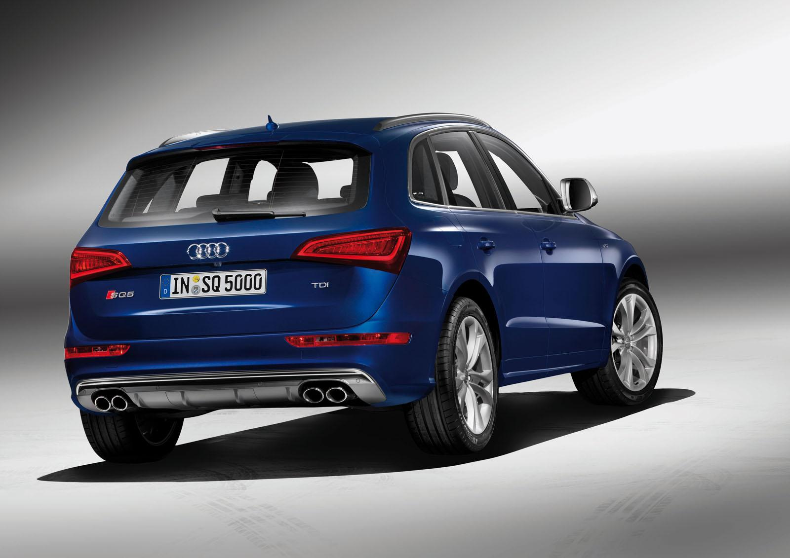 audi q5 twin turbo 3 0 diesel with 230kw to debut at le mans performancedrive. Black Bedroom Furniture Sets. Home Design Ideas