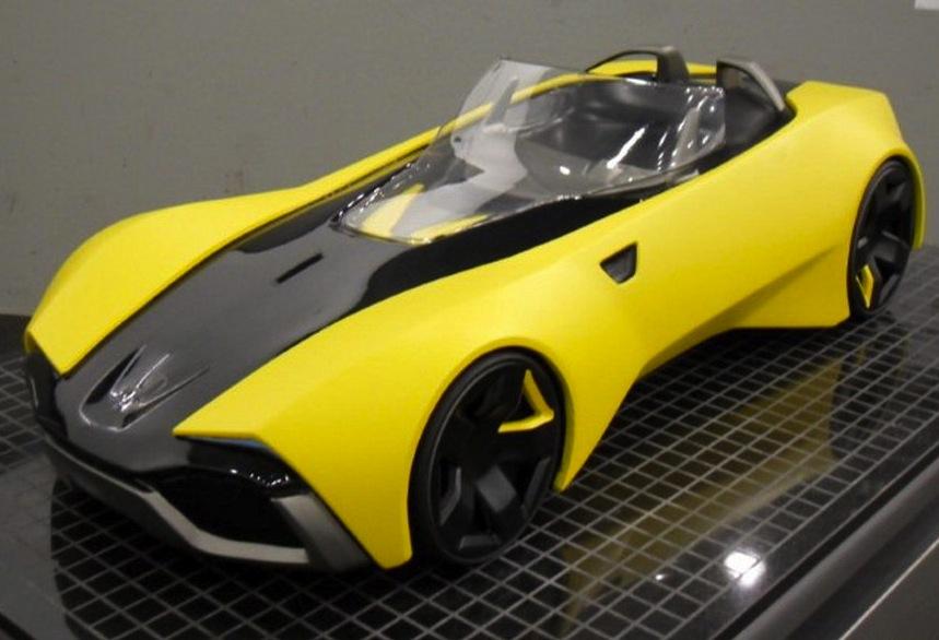 2020 Honda S2000 envisaged by design student ...