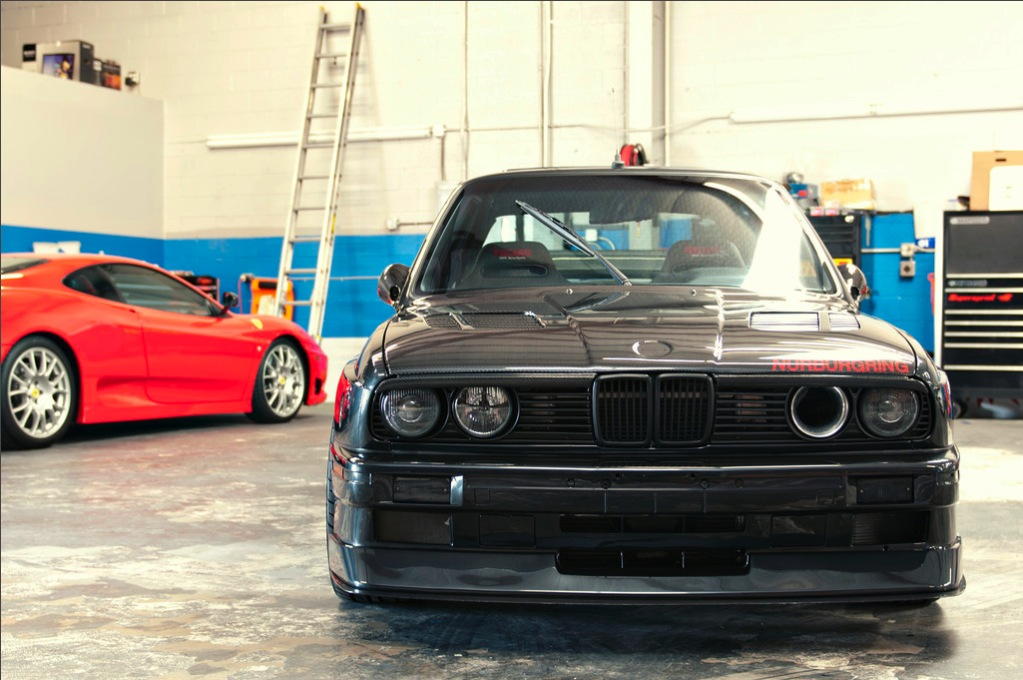 For Sale E30 Bmw M3 With An S38 3 8l Stroker M5 Engine Performancedrive