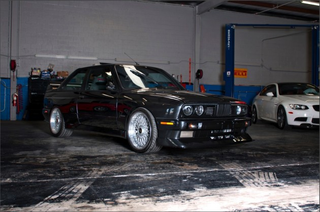 for sale e30 bmw m3 with an s38 3 8l stroker m5 engine performancedrive. Black Bedroom Furniture Sets. Home Design Ideas